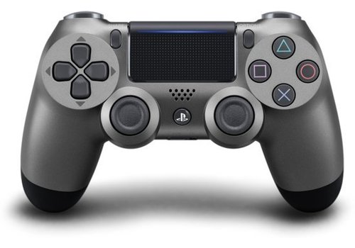 Sony PlayStation 4 Wireless Dualshock 4 V2 Controller (Steel Black)