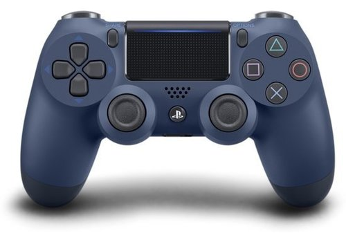 Sony PlayStation 4 Wireless Dualshock 4 V2 Controller (Midnight Blue)
