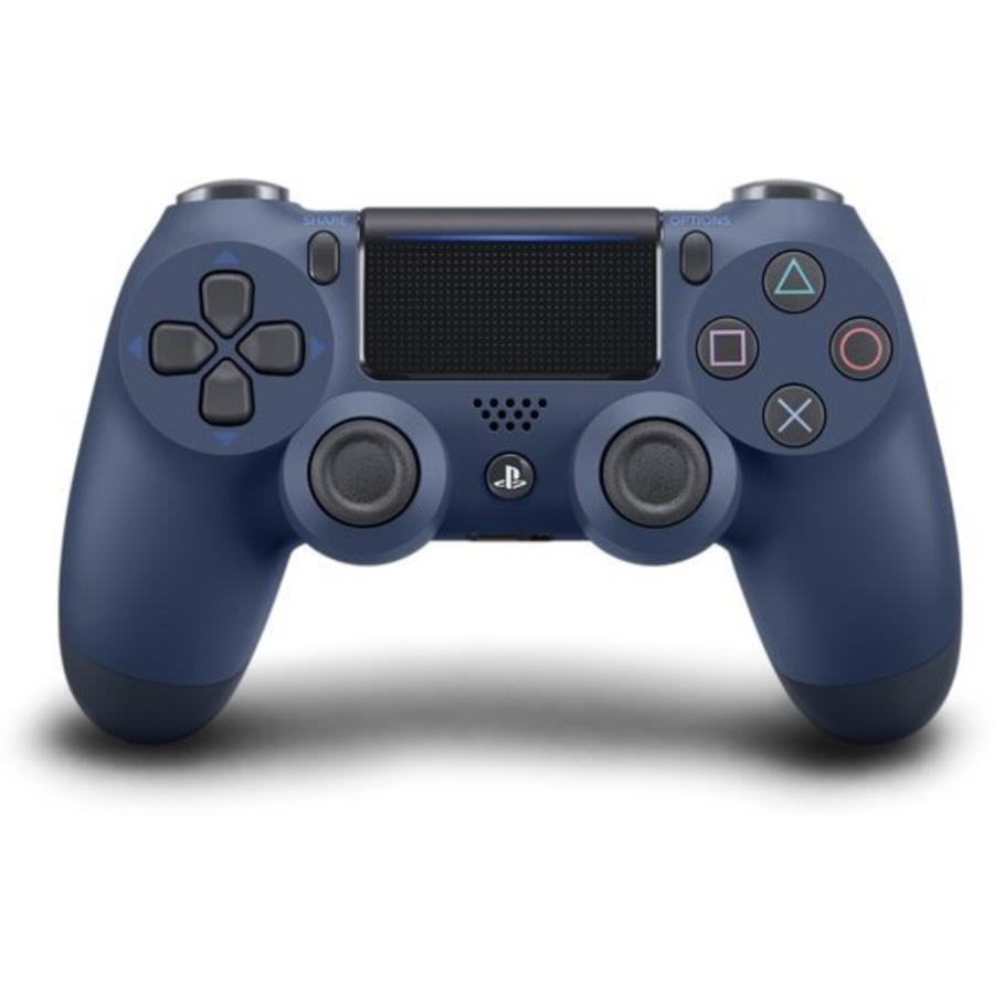 Sony PlayStation 4 Wireless Dualshock 4 V2 Controller (Midnight Blue)
