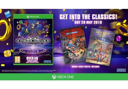 SEGA Megadrive Classics Collection - Xbox One