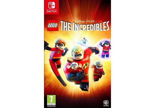 LEGO INCREDIBLES 2 + DLC - Nintendo Switch