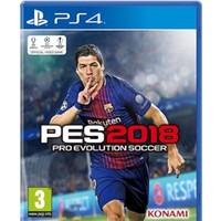 Pro Evolution Soccer 2018 - Playstation 4