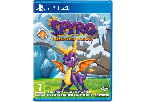Spyro: Reignited Trilogy - Playstation 4