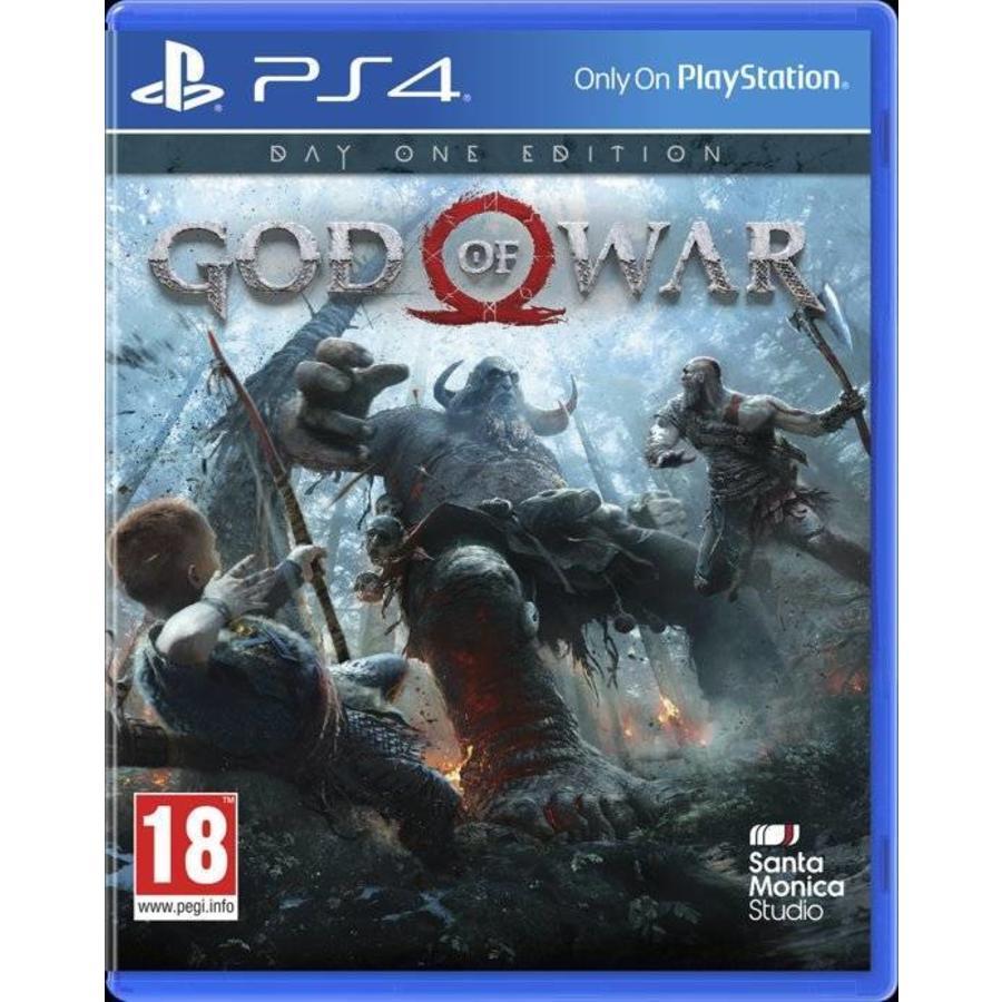 God of War Day One Edition  (2018) - Playstation 4