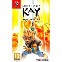 Legend of Kay Anniversary Edition - Nintendo Switch