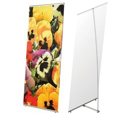 Banner Systeem Formaat 500 x 2000 mm