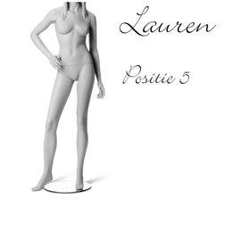 Lauren white Ral 9010 positie 5