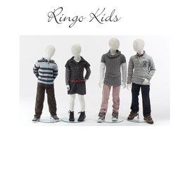 Ringo Kids in hoogglans wit en zwart