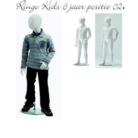 Ringo kids Positie 2: 6 jaar