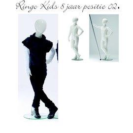Ringo Kids Positie 2: 8 jaar