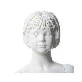 Meisje 4 jaar RAL 9010 (wit)