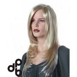 Kirsten blond pruik voor etalagepop