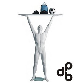 Sport etalagepop Type Kevin :Lifter