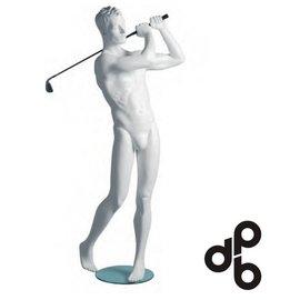 Sport etalagepop Type Kevin :Golfer