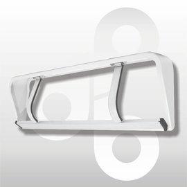 Papierrolhouder ondertafelmodel 30 cm