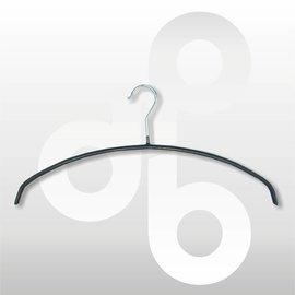 Bonneteriehanger 28 cm zwart