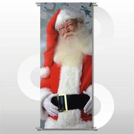 Banner Santa Claus 75 x 180 cm