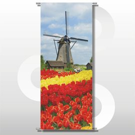 Banner Lisse 75 x 180 cm