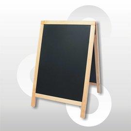 Krijtstoepbord blank B X H 55 x 85 cm