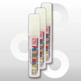 Krijtstift wit 7-15 mm waterproof
