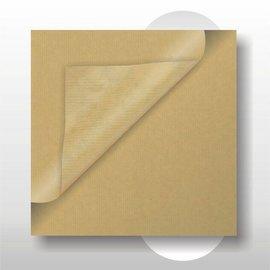 Bruin kraft papier 50 cm breed 215 mtr