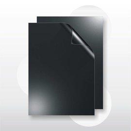 Krijtfolie A-0 840 x 1188 mm zwart