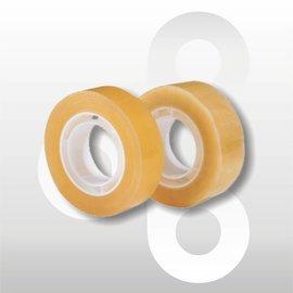 Tape transparant 15 mm
