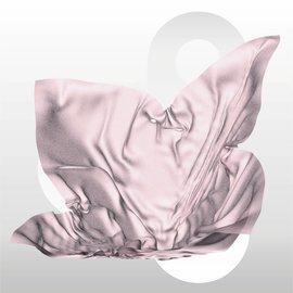 Zijdevloei vellen 17 gram formaat 50 x 75 cm ROZE