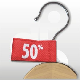 Label vaantje -50%