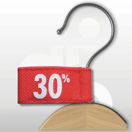 Label vaantje -30%