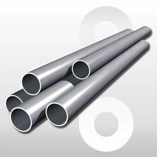 Buis Ø 33,7 mm aluminium