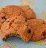 Skinny Cookies, biologische, glutenvrije choco-chip koekjes