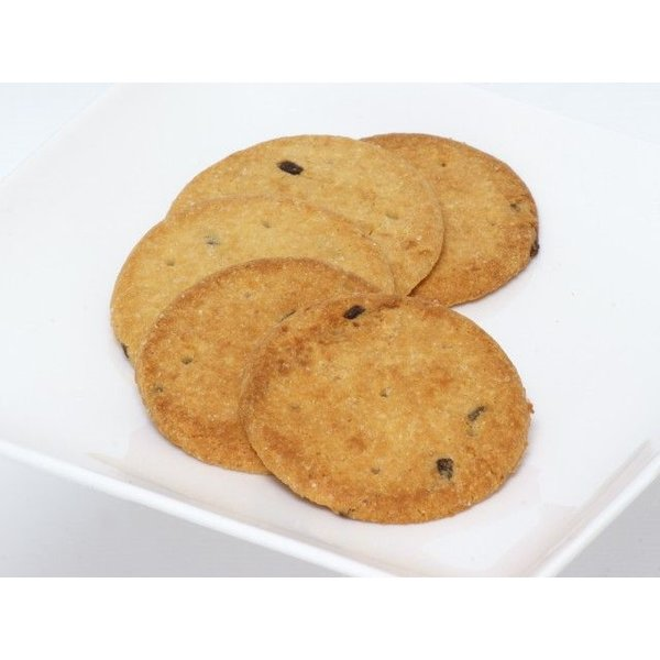 Biscuits rood fruit