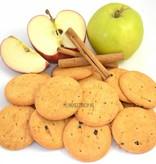 Biscuits appel-kaneel