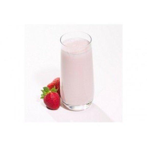 Milkshake aarbei