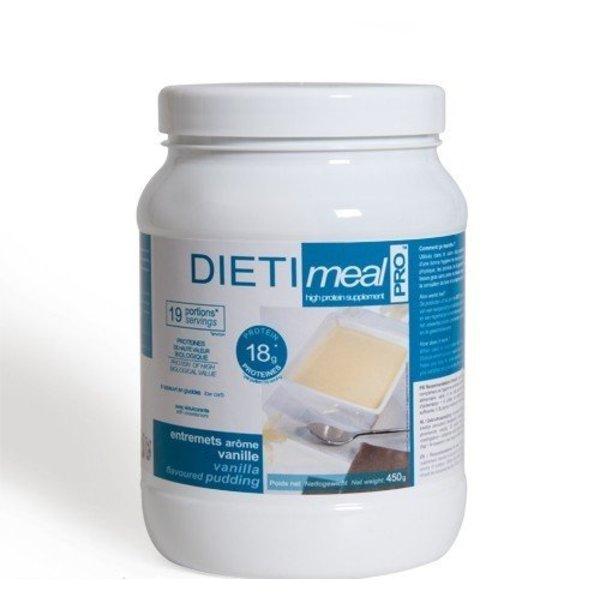 Shake/dessert vanille Voordeelpot