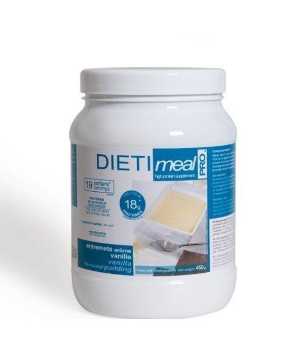 Dietimeal pro Shake/dessert vanille Voordeelpot