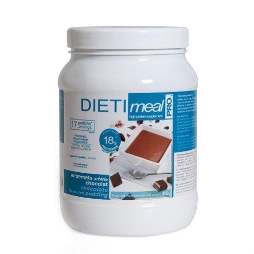 Dietimeal pro Shake/dessert chocolade Voordeelpot