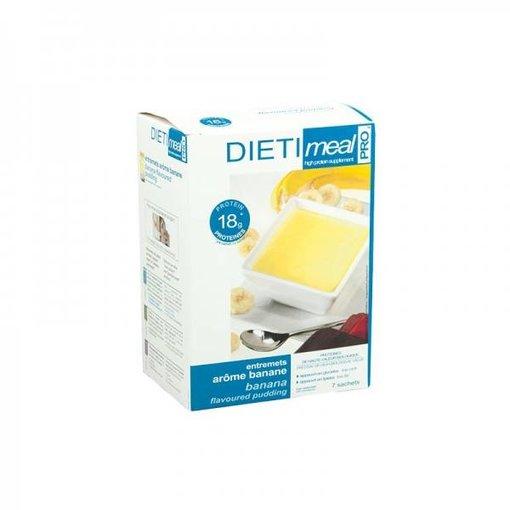 Dietimeal pro Shake/dessert banaan