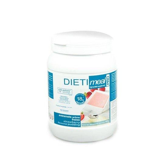 Dietimeal pro Shake/dessert aarbei Voordeelpot