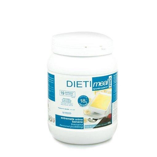 Dietimeal pro Shake/dessert banaan Voordeelpot