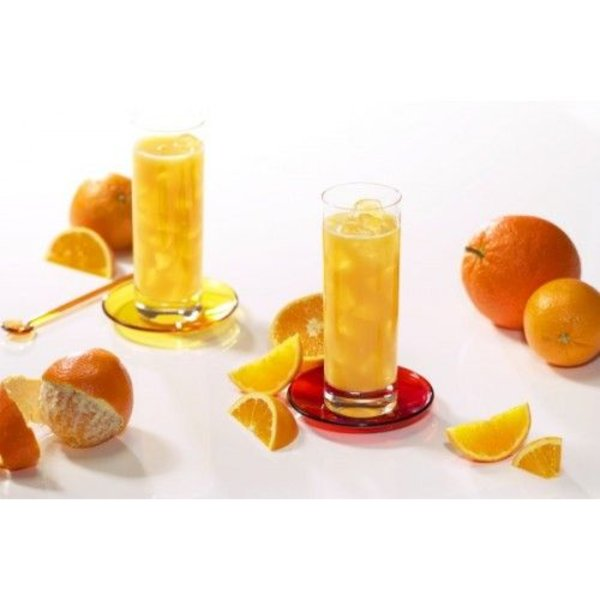 Ananas-Sinaasappel drank
