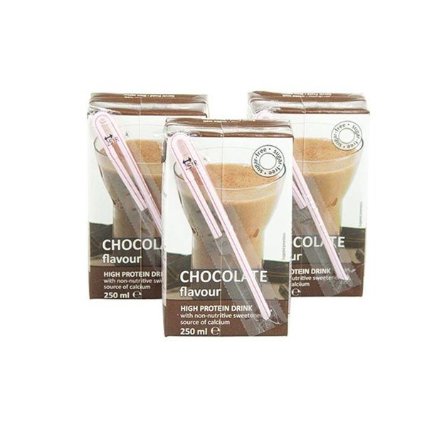 Kant-en-klaar Chocolade