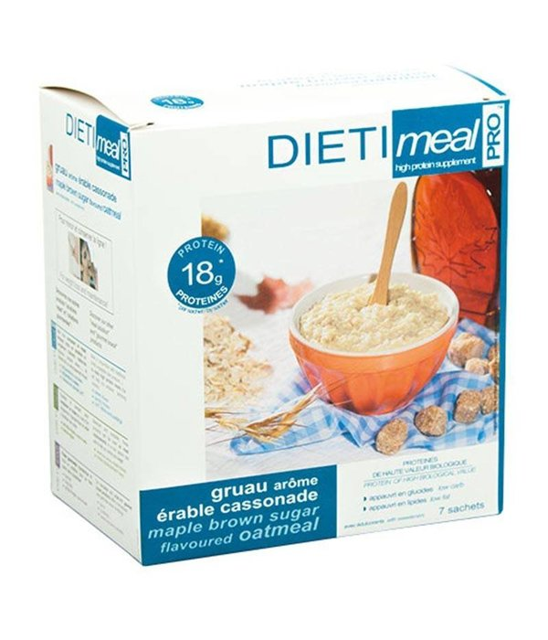 Dietimeal pro Havermout esdoornsiroop