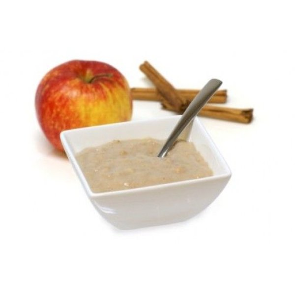 Ontbijt appel-kaneel