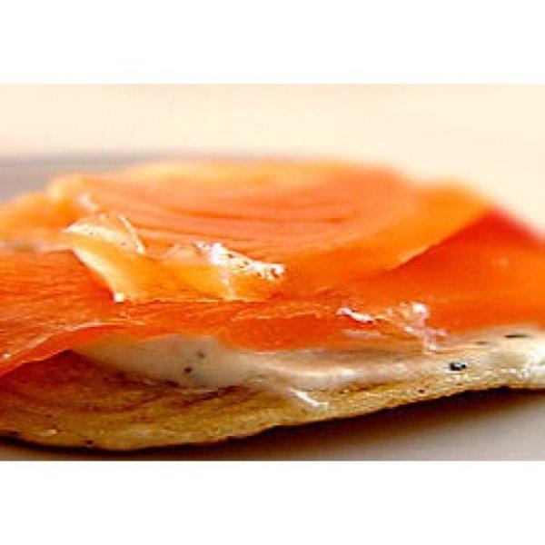 Omelet Zalm