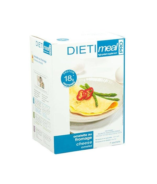 Dietimeal pro Omelet kaas