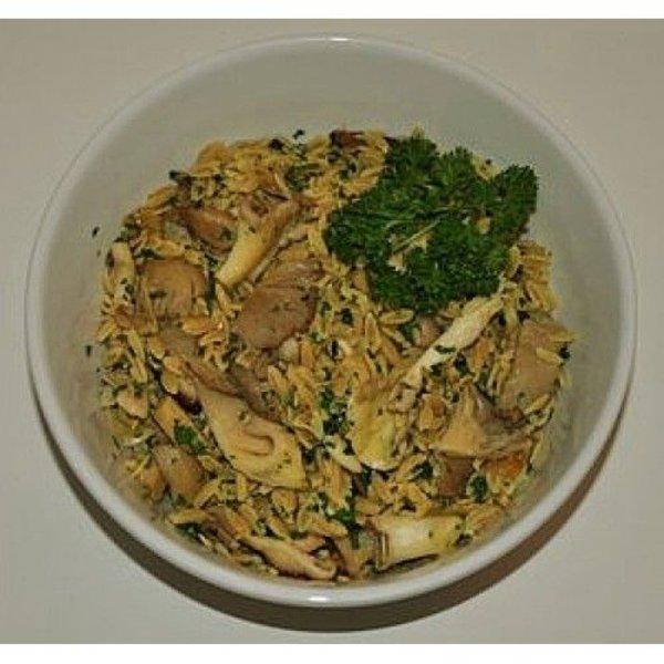 Rijst-pasta