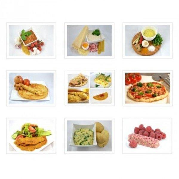 Proteine dieet Probeer Pakket voor 1 week - Mijndieetshop