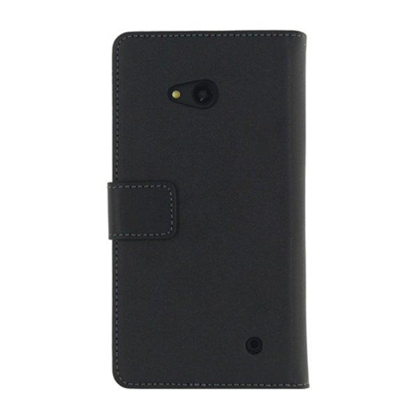 Mobilize Classic Wallet Book Case Nokia Lumia 640 LTE Black